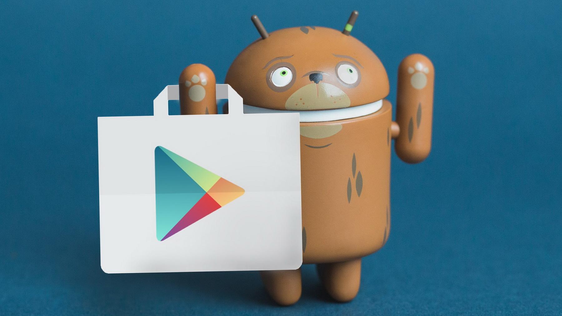 Google борется с фальшивыми отзывами в Google Play