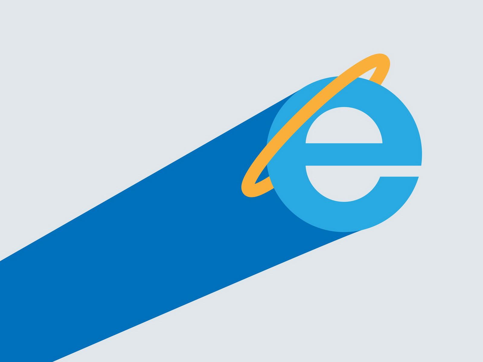 Microsoft призывает отказаться от использования Internet Explorer