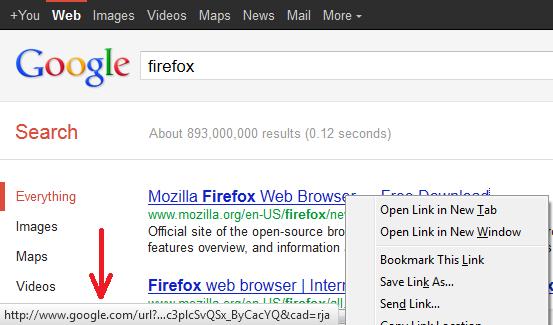 Настройка приватности Firefox