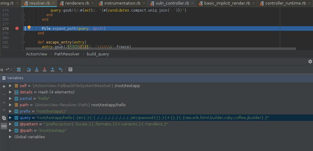 Метод build_query завершает формирование шаблона
