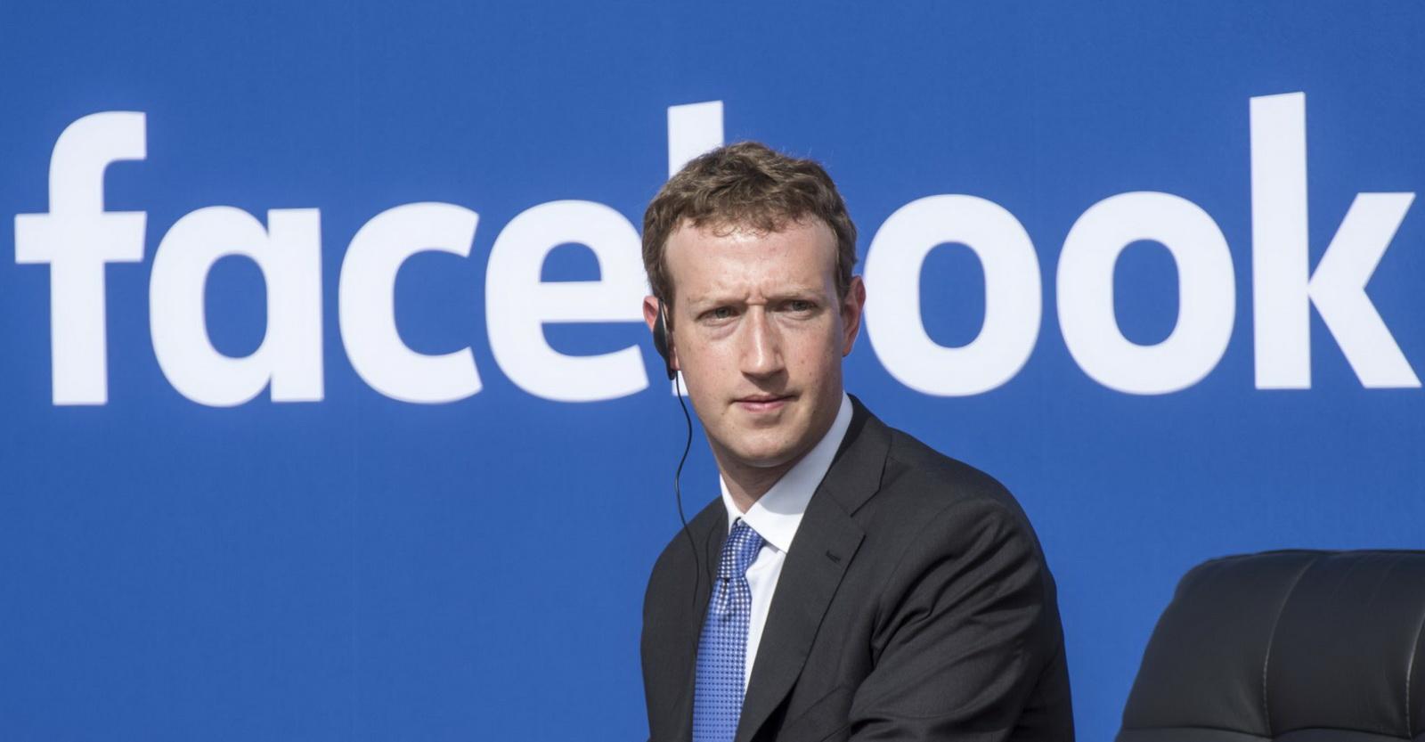 Facebook оштрафована на 3000 рублей вслед за Twitter