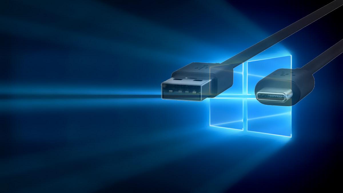 Из-за ошибки в работе с USB-C замедляется выключение Windows 10