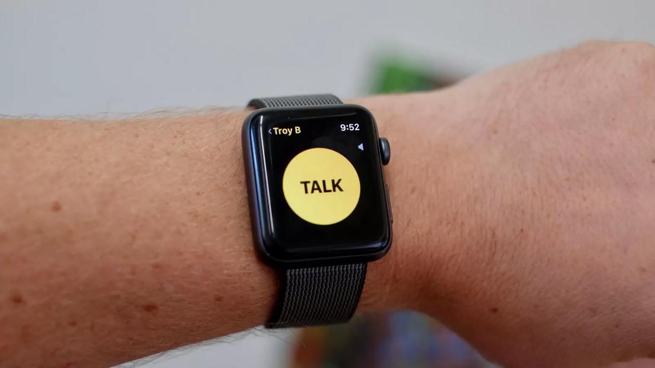 Apple временно отключила приложение Walkie-Talkie, так как оно позволяло подслушивать пользователей