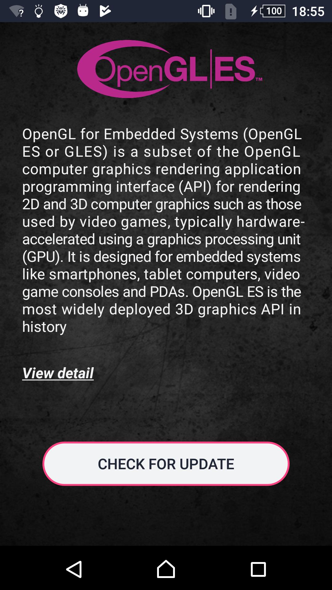 Троян для Android маскировался под обновление для OpenGL ES - «Хакер»