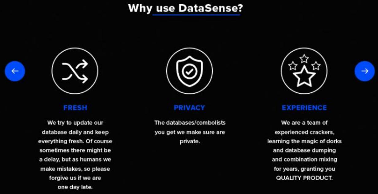 Datasense Forum