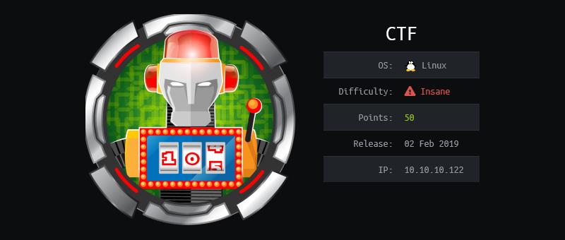 HTB - CTF