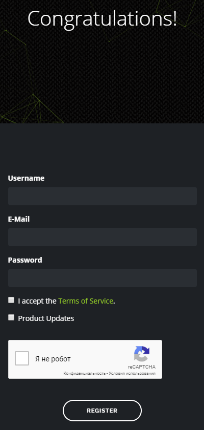 hackthebox.eu/register