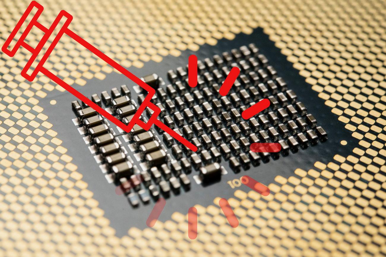 Из-за новых атак LVI процессорам Intel снова понадобятся аппаратные исправления