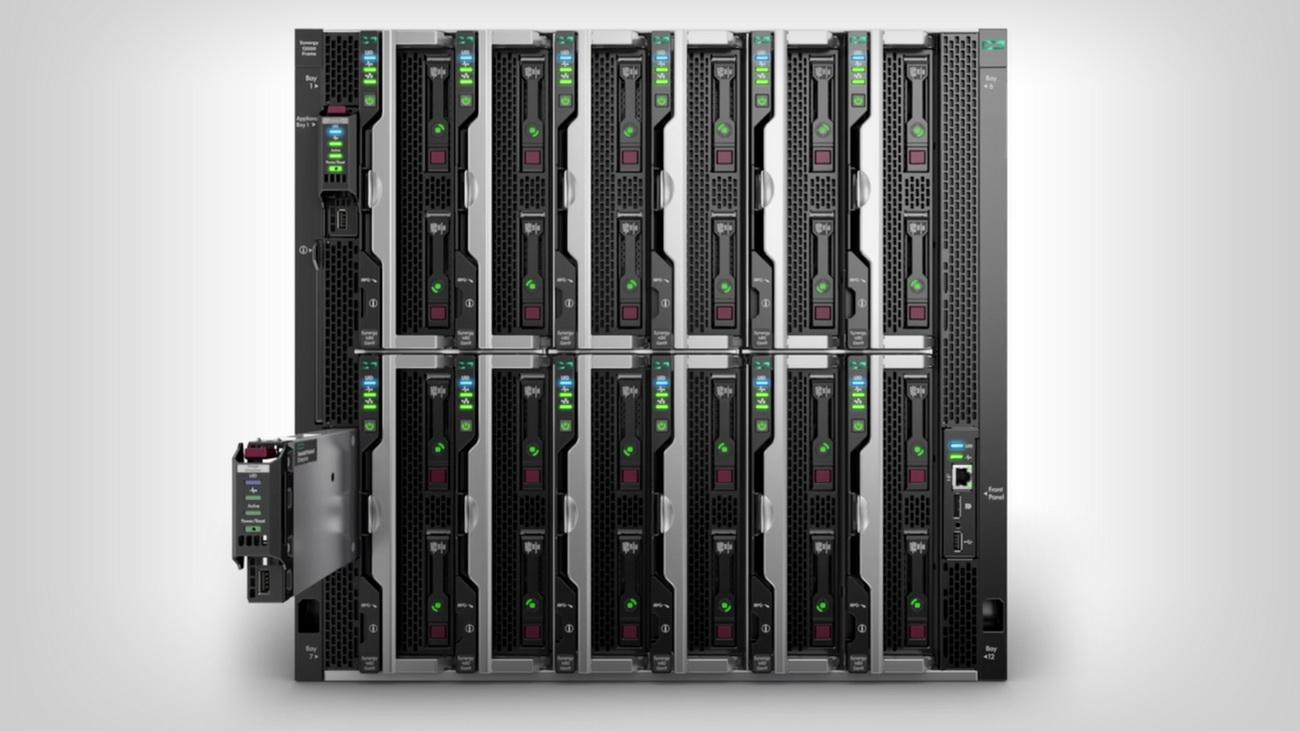Твердотельные накопители Hewlett Packard Enterprise могут отказать после 40 000 часов работы