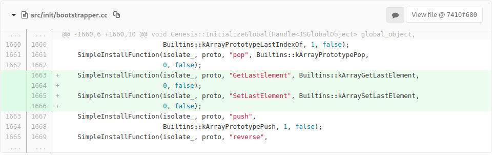 Изменения src/init/bootstrapper.cc