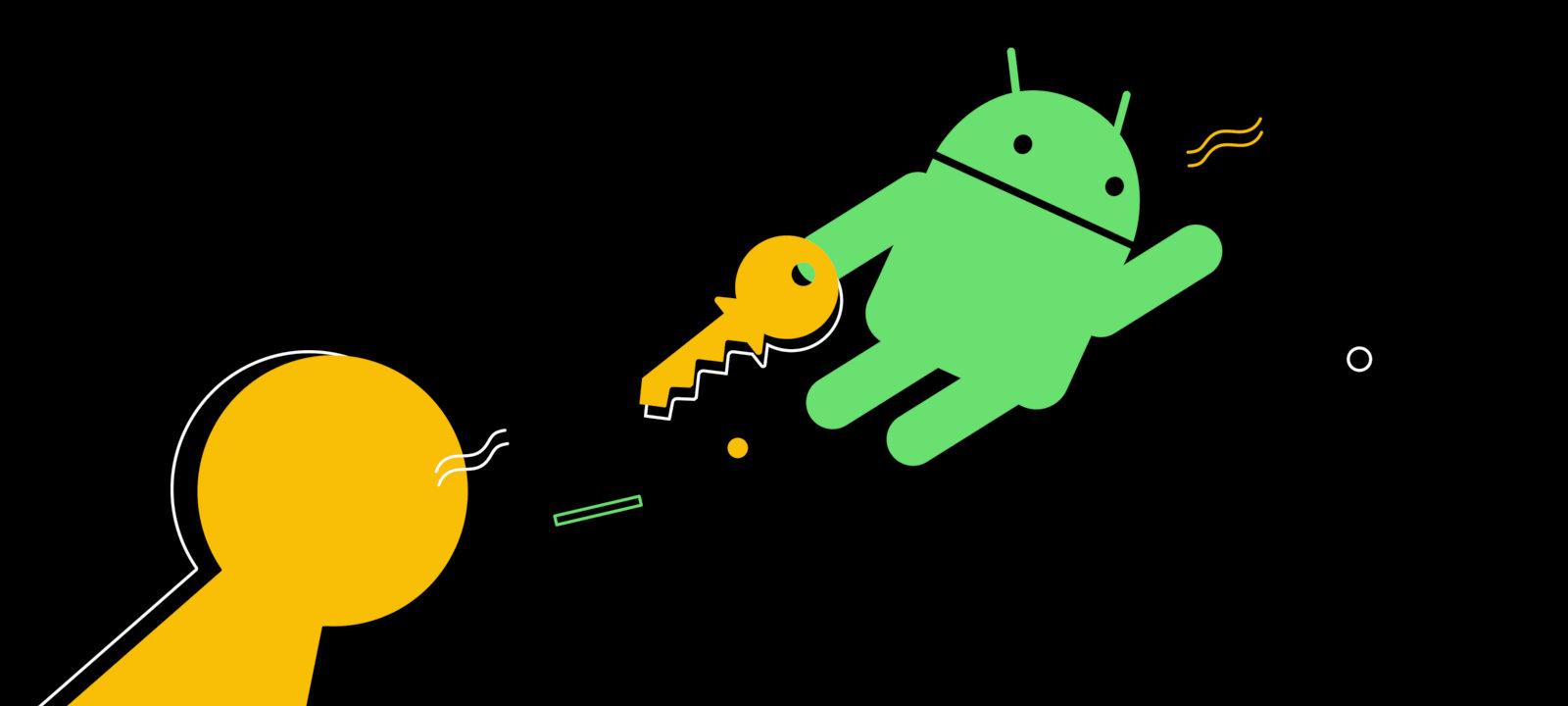 Android: безопасность Android 12 и принцип работы корутин