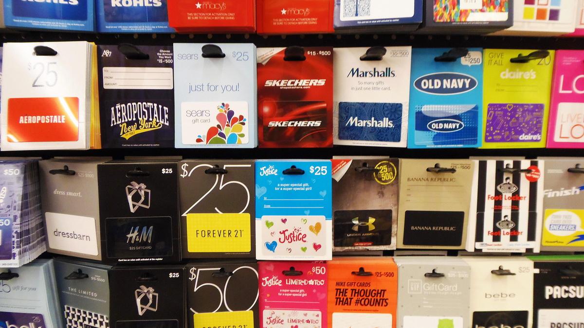 Хакер продает подарочные карты тысяч магазинов, общей стоимостью 38 000 000 долларов