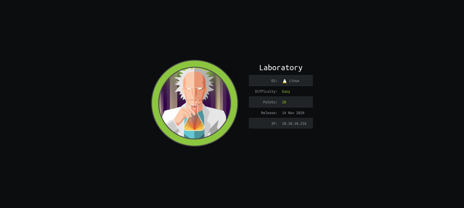HTB Laboratory. Взламываем GitLab и учимся перехватывать пути в Linux