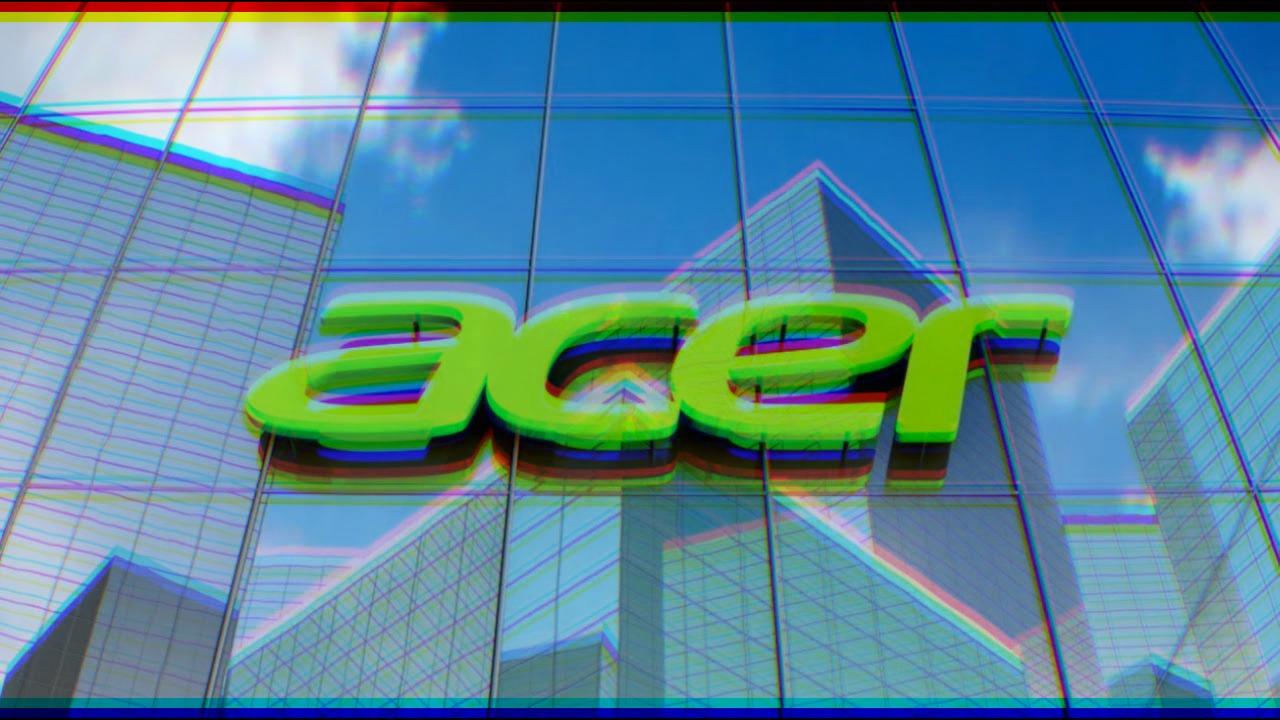 Хакеры утверждают, что похитили у Acer 60 Гб данных