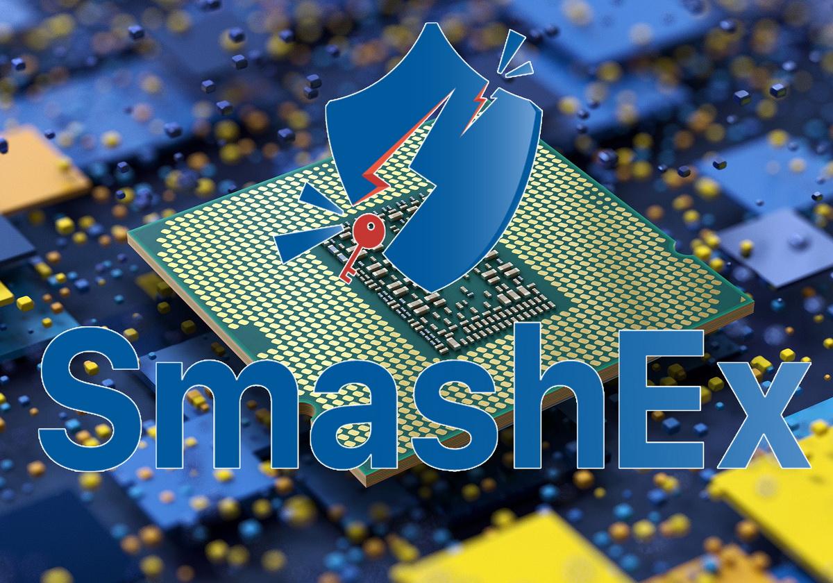 Атака SmashEx позволяет скомпрометировать анклавы Intel SGX