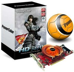 PowerColor HD 3870 GDDR3 PCS Special Edition