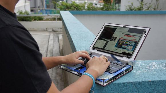 Починить ноутбук своими руками